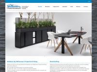 Home-office.nl, thuiswerkmeubelen van Witteveen Projectinrichting, Ouderkerk a/d Amstel