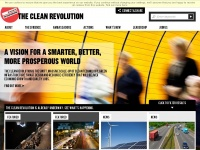 Thecleanrevolution.org - The Clean Revolution