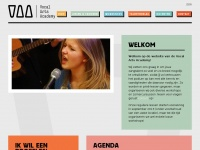 Vocal Arts Academy | Zangles in Utrecht Leidsche Rijn & De Meern Vocal Arts Academy | Zangles van de beste coaches in Utrecht & Leidsche Rijn