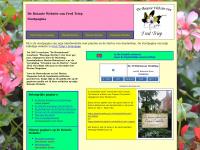 De Botanie Website van Fred Triep- Startpagina