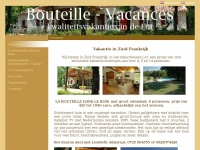 Homepage - Bouteille Vacances