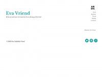 Eva Vriend – Auteur, journalist, historica
