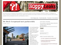 Noppyleaks.wordpress.com - MATA websites | WordPress Websites en Blogs van Martin Tank