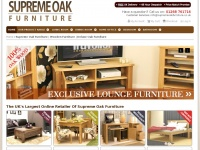 Supremeoakfurniture.co.uk - This domain was registered by Youdot.io