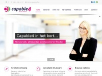 Welkom - Capable4 - web & print