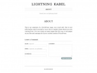 lightning-kabel.nl