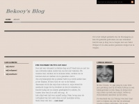 Bekooy's Blog | Just another WordPress.com site