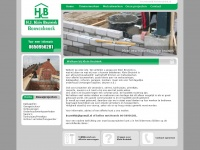 Bouwbedrijf Klein Bruinink  Specialist in nieuwbouw, verbouw, timmerwerken en metselwerken!
