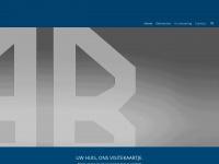 Bouwbedrijf van den Berg – Uw huis, ons visitekaartje