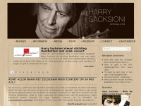 Harry Sacksioni | Meestergitarist