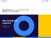 DonorDenkers - Lesmateriaal over Orgaandonatie