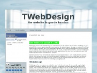 Twebdesign.nl - Suspended Domain