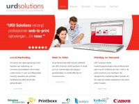 Urdsolutions.nl - URD Solutions - Local Marketing & Brand Management