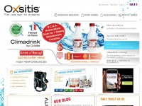 Oxsitis.com - Oxsitis Hydration for Sport