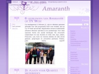 kunstrijden-amaranth.nl