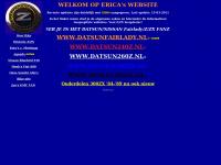 Erica's Datsun Nissan Z ZX website