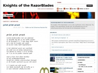 Knights of the RazorBlades