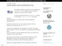 handleiding.wordpress.com