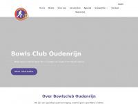 Bowlscluboudenrijn.nl
