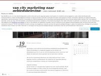 van city marketing naar gebiedsbeleving | een nieuwe kijk op wijken