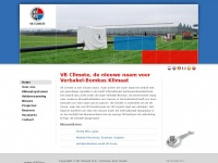 Vb-climate.com - VB Climate, the new name for Verbakel-Bomkas Climate | Warmtenetwerken - Greenhouse Technology