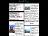 Hasselt Hotels, alle hotels in het Belgische Hasselt
