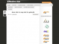Effective Ads - Suggesties voor adverteren en reclame