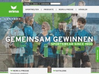 ERIMA | get together and win Sportsware since 1900