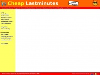 cheaplastminutes.be