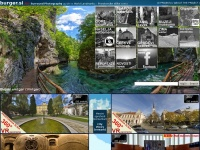 Burger.si - World Landmarks with the focus to Slovenia