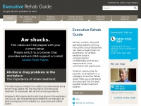 Executive-rehab-guide.co.uk - Executive Rehab Guide | Alcohol, Cocaine & Gambling | Private Professional Advice