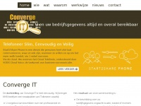 Converge-it.be - home - Converge-IT