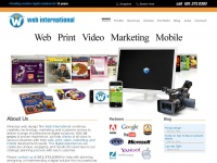 Webinternational.net - Web International | Web Design and Marketing in Little Rock, AR