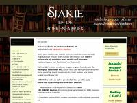Sjakie-en-de-boekenfabriek.nl - WELKOM | sjakieendeboekenfabriek