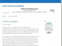 autolening-vergelijken.nl