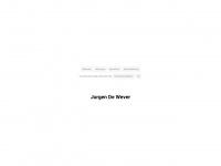 Jrgndwvr.be - Jurgen De Wever | Wordpress specialist, online marketeer en triangel virtuoos