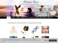 Welkom bij Prevent Care