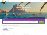 BudgetAir.be: Goedkope vliegtickets voor alle bestemmingen