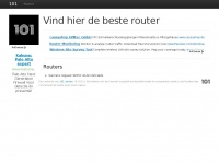 101routers.nl - 101 routers
