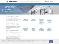 Orouzuolaidos.com - Oro uzuolaidos gamintojas - oro uzuolaidos visų paraiskų - Oro uzuolaidos Lietuvoje  - Airtecnics