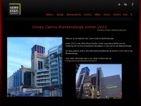 Casino Events Blankenberge