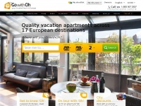 Book your vacation rentals with Gowithoh