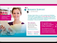 Business Support College - Deze opleiding is gestopt