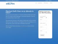 Rijschool Delfin: Auto en Motor rijlessen in Delft bij een ervaren rijschool