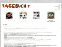 Tagebucht.de - TAGEBUCHt (Andreas Albrecht) | die neue CD, das neue Konzertprogramm, das Kunstprojekt