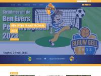 sv Blauw Geel '38 / JUMBO - Veghel, Pr. Willem Alexander Sportpark