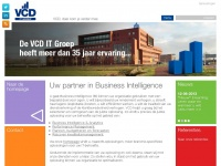 Uw partner in Business Intelligence | VCD Business Intelligence