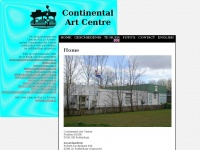 Continental Art Centre - Home