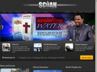 Scoan.org - Home - The Synagogue, Church Of All Nations - SCOAN - Prophet T.B. Joshua (General Overseer)