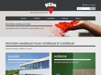 Keim.fr - KEIM Peintures Minérales: KEIM - Page d'accueil